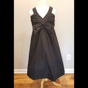 Donna Morgan Black Cocktail dress size 10 LBD